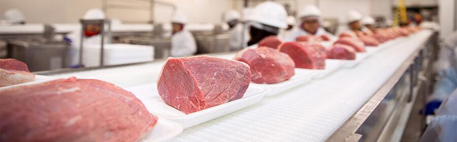 Kød produktion