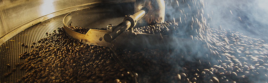 Kaffe produktion