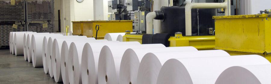 Papirmølle produktion